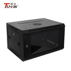 China 4u Wall Mount Server Rack Cabinet Enclosures Powder Coating Surface Finish supplier