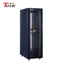 China High Standard 42u Data Cabinet Server Rack , Universal Network Equipment Cabinet supplier