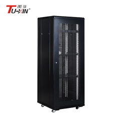 China Computer Server Storage Cabinet 32U 800mm * 800mm , Network Rack Enclosure Anti - Vibration supplier