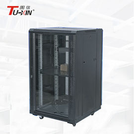 China Communication 19 Inch Equipment Rack , Custom UPS Small Server Rack Cabinet factory