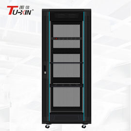 China Computer Server Cabinet Impact Resistance , Data Center Network Server Rack factory