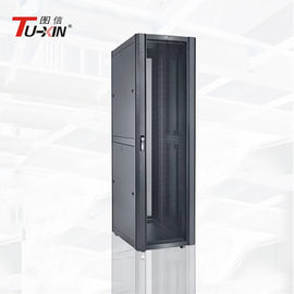 42U Small Comms Standing Network Cabinet IP20 Protection Impact Resistance