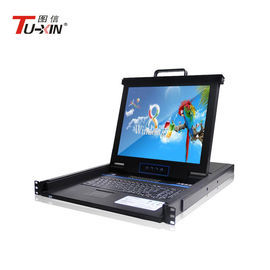kvm-tuxin1708 high quality 17 inch 8port kvm console switch inCIXI