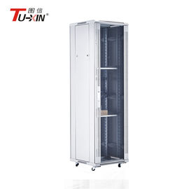 China Electric Industry Computer Server Cabinet , Floor Standing Server Rack Enclosure factory