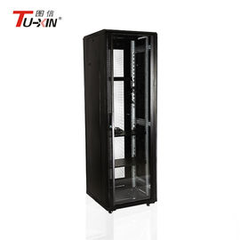 China Data Center Computer Server Rack 42U 600mm * 1000mm IP20 Protection Dustproof factory