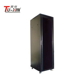 China Floor Stand Server Rack Enclosure Server Cabinet 19 Inch 800mm * 1000mm * 42u factory